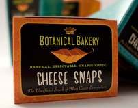 Botanical Bakery Cheese Snaps