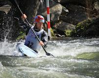 Slalom Kayak- Bank of America US Open