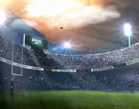 Sports Motion Graphics Demo