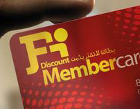 Fi Discount Card