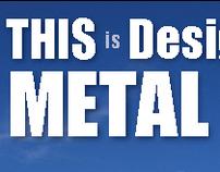 Advertising Design | American Metal Roofs - Spring 2012