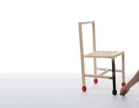 Allumette chair