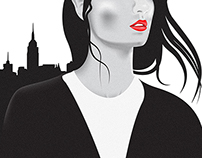 New York Fashion Week Poster