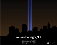 Remembering 9/11 Poster