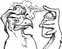 It Takes A Village - Cartoon Series