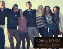 Compass Clothing Design