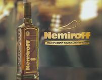 Nemiroff / Ukrainian vodka TV commercial