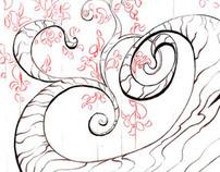 Sketchbook  ( Ink )