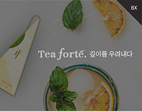 [BX] TeaForte Brand Store
