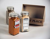 Mise En Place Spices