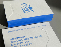 V&S Business Card