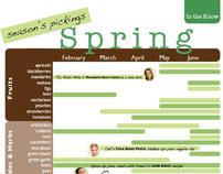 Service Piece—Food Network Magazine (student work)
