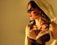 V is for Villains: Veronica Jade Stage Bra