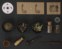 "Gamardah Fungus ""Herbs And Potions"""