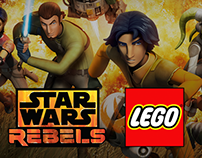 Star Wars Rebels & Lego // Build your own Droid