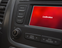 Ladbrokes : Connected Car Concept