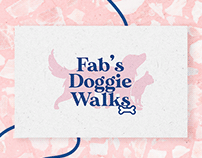 FAB'S DOGGIE WALKS