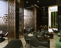 Business Lounge _ Serviced Apartment