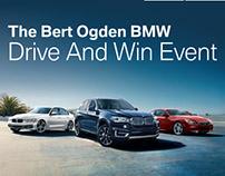 BMW Direct Mail Piece