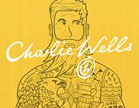 Charlie Wells Brand Identity