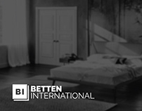 Betten International Branding