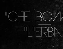 """Promo - Two Fingerz """"Che Bomba"""" - """"L'Erba"""""""