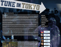 Tune in Tokyo Club