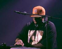 DJ Premier (from Gangstarr) - Concert Pics