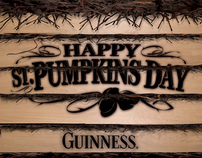 Shopper Cross Merchandising - Guinness St. Pumpkins Day