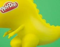 PRINT / Imagination takes shape - Play Doh