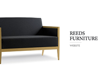 Reeds Furniture | Website