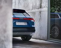 Audi HR campaign