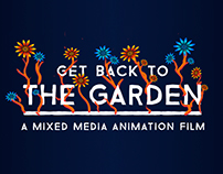 Get Back To The Garden | Mixed Media