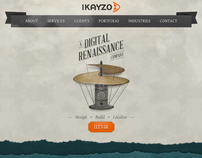 Ikayzo Redesign