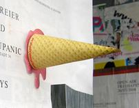 Ice-Cream Cornet Flyer