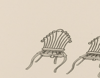 Cadeiras na Varanda