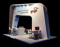 AIME Dubai 2015 / Booth