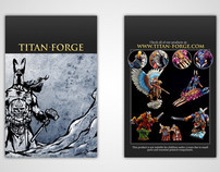 Titan-forge packaging