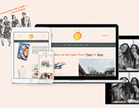 Taqueria del Sol Website Realignment
