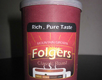 Product Packaging for Folgers