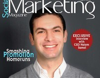 Social Maraketing Magazine Cover