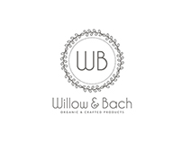 Logo for Willow & Bach Winner - Logo Design Contest
