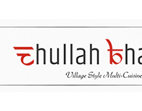Chullah Bhatti restaurant logo design by StartTall