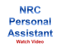 NRC Personal Assistant