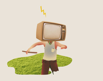 TV Heads : Men's Health Australia