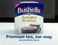 Bushells Australian Breakfast- Our Tea Our Way