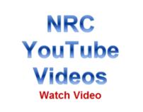 NRC You Tube Videos