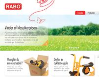 Hjemmeside RABO