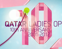 Qatar Ladies Tennis Open