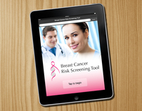 Breast Cancer Risk Screening Tool for iPad
